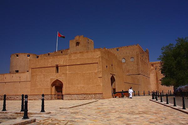 Jabreen Fort 賈布林城堡