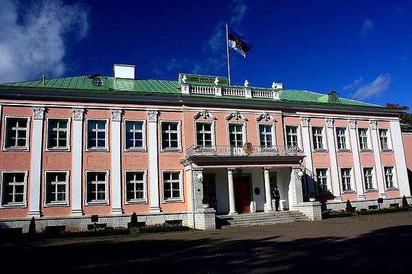 愛沙尼亞的總統府