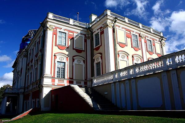 俄國彼得大帝的夏宮