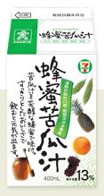 7-11蜂蜜苦瓜汁