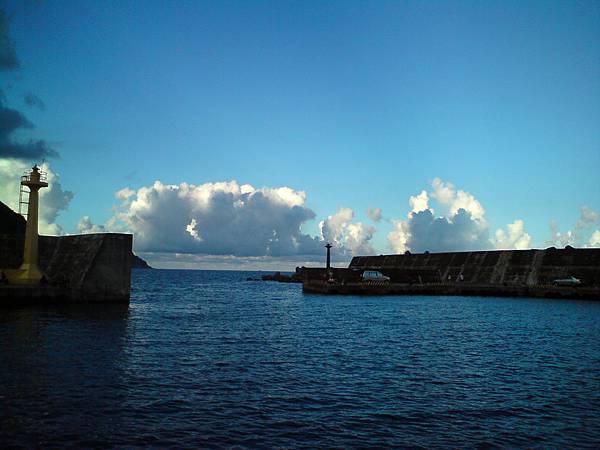 宜蘭南澳朝陽漁港