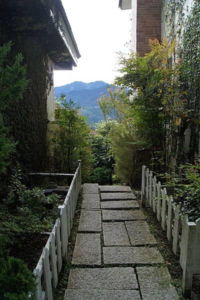清境民宿-嵐山小鎮