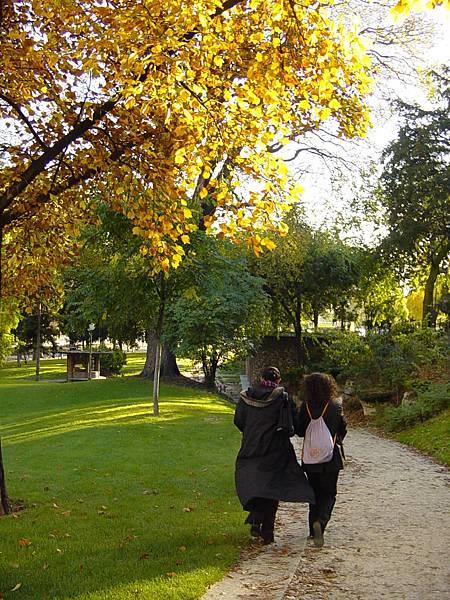 巴黎盧森堡公園