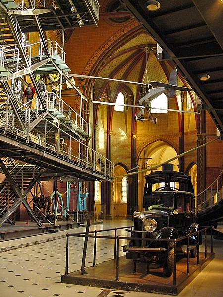 Musée desArts et Métiers國立工藝博物館1.JPG