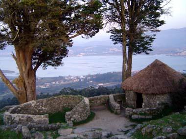 Celte城市遺跡