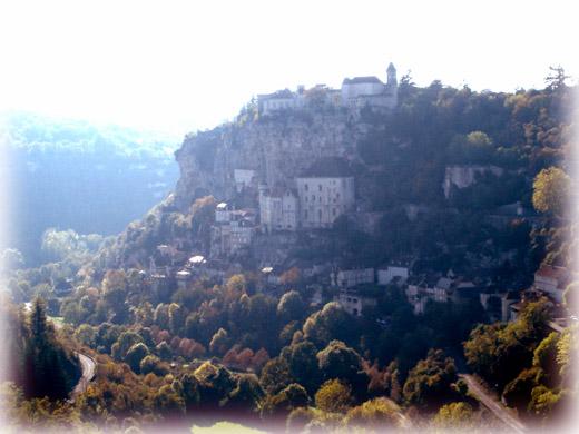 天空之城~ Rocamadour