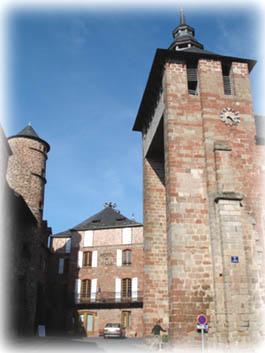 一旁附近的另一個盛產陶瓷的村落~Meyssac