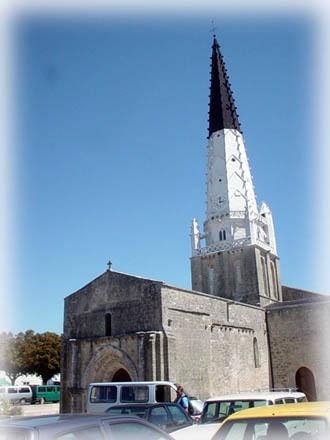 曾被當作燈塔使用的教堂