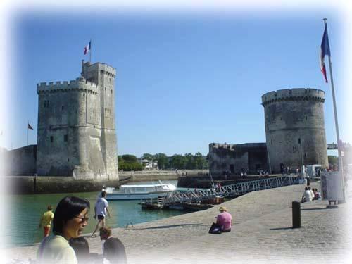 西法海岸紀行(五)~ 騎樓港都 La Rochelle