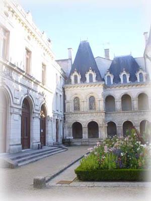 法王亨利二世的文藝復興式行宮