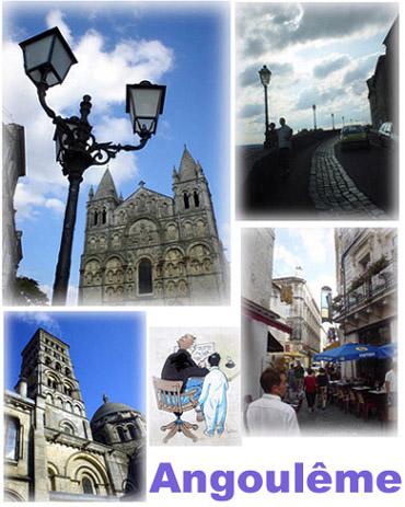 山丘上的漫畫古城~Angoulême