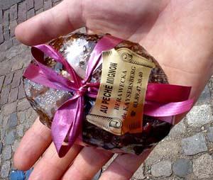 Kaysersberg產的一種叫Berawecka的水果糕點