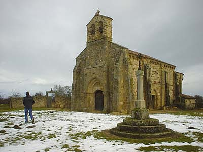Herisson附近, 遺世獨立的小教堂