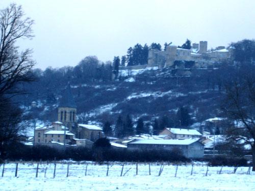 雪。放牛班。Ravel城堡