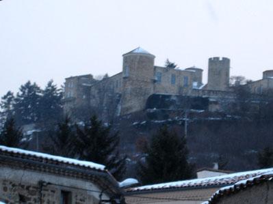 Ravel城堡是電影「放牛班的春天」拍攝的地方