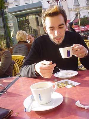 來喝一杯咖啡吧!!