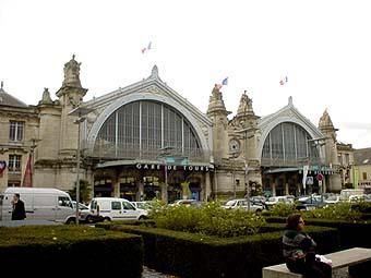 典雅的圖爾火車站