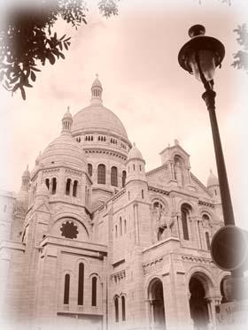 蒙馬特‧聖心堂