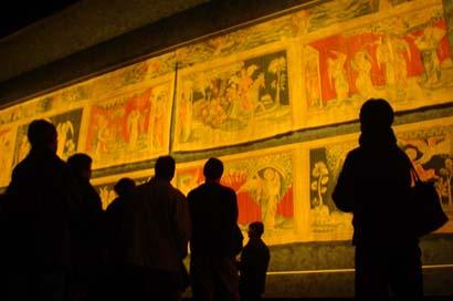 Angers的壁毯~《約翰啟示錄》