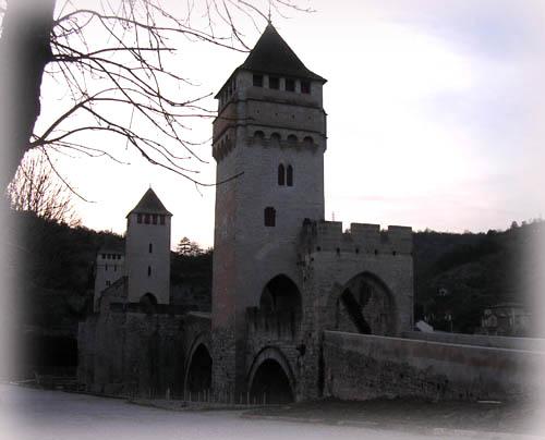 Cahors,堡橋古城