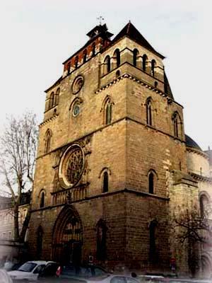 古樸可愛的St Etienne大教堂