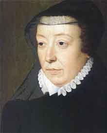 凱薩琳‧梅迪西絲(Catherine de Medicis1519~1589)