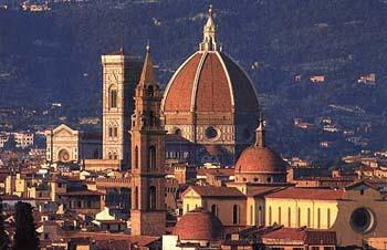 義大利文藝復興的啟蒙地~花城佛羅倫斯Florence