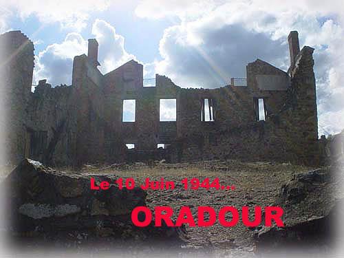 Oradour村的悲劇