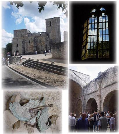 納粹黨衛隊在教堂裡虐殺火焚了Oradour村240名婦女 ,205名孩童!!