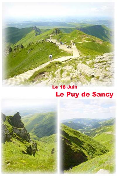 夏天到了!!!該爬爬山運動運動囉!!! Se mettre au vert!!!