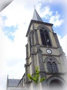 古樸羅馬式教堂