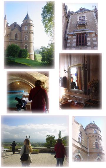 中古世紀城堡Hotel的探索