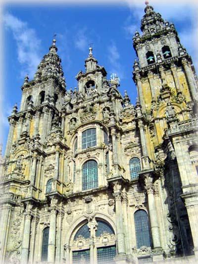 星野聖地牙哥 Santiago de Compostela