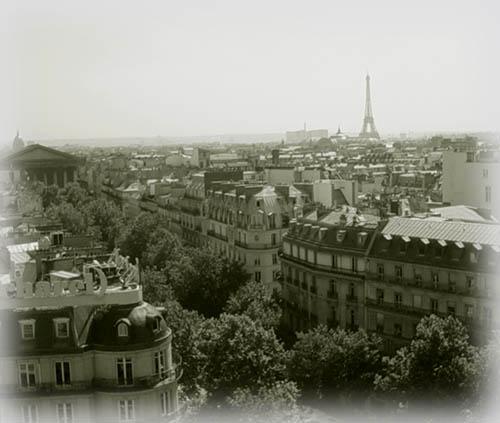 重回巴黎 ...