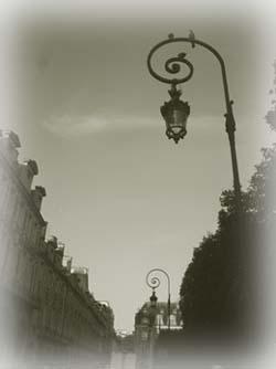 Vosge廣場,街燈