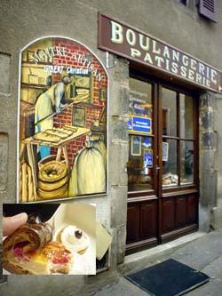 古老回憶在奧文尼的麵包店裡