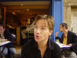 朋友的法國男友,長得典型阿爾薩斯、洛林臉的Fred