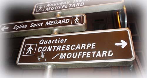 La Rue Mouffetard的問候