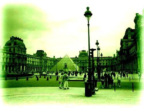 重回巴黎...