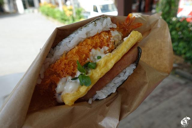 國際通牧志市場豬肉蛋飯糰總店 (16)