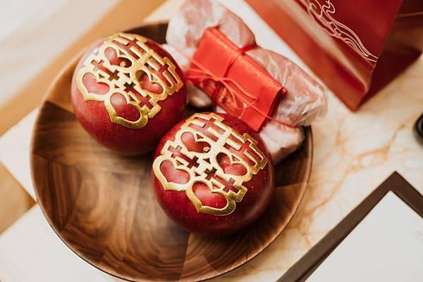 01_迎娶使用的平安蘋果