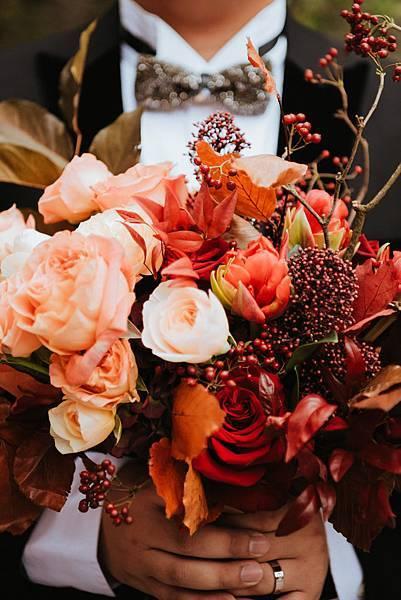 03_沒有活動的新娘捧花.抽捧花