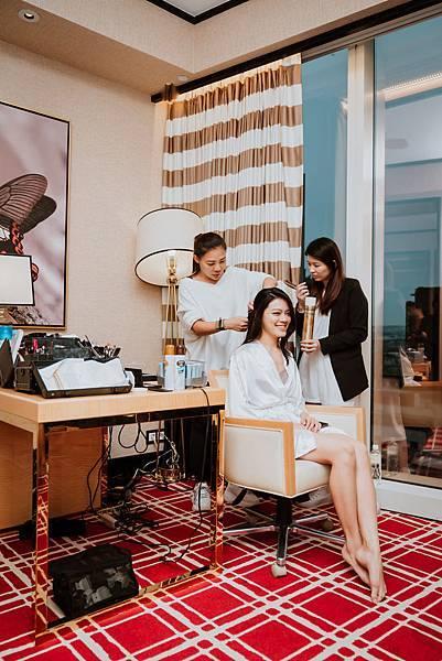09_專業造型師VIVI Peng在台中林酒店