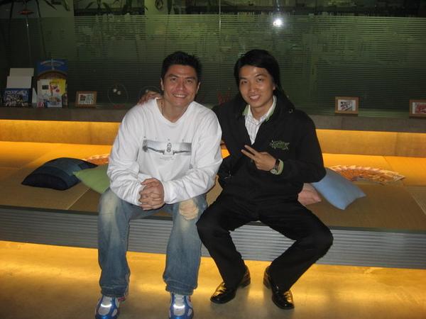 陳先生和我