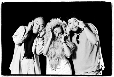 1998 台北秀秀秀 鄧安寧,黃韻玲,羅北安