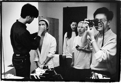 1992 進行式 蝴蝶君 郭子,張鳳書,高妙慧,王志偉