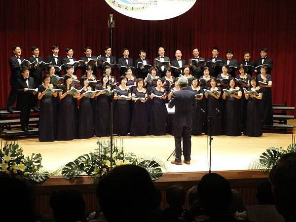 4-2011.11.11成大世界校友嘉年華會~誠信廳