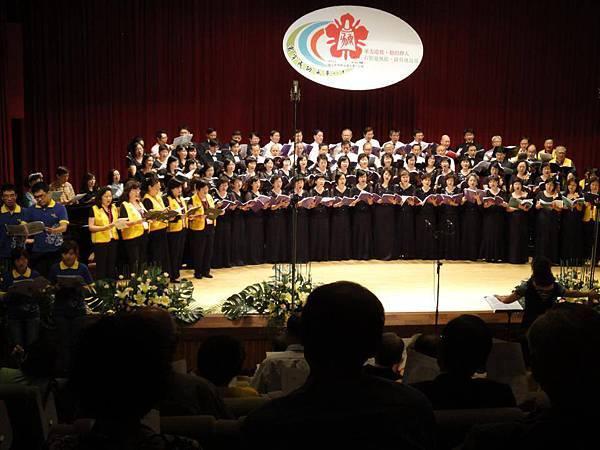 5-2011.11.11成大世界校友嘉年華會~誠信廳