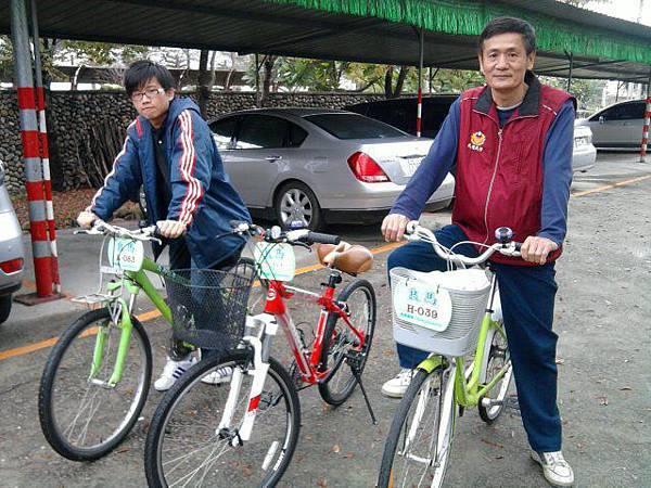 46-2012.02.25 豐原后里~騎腳踏車