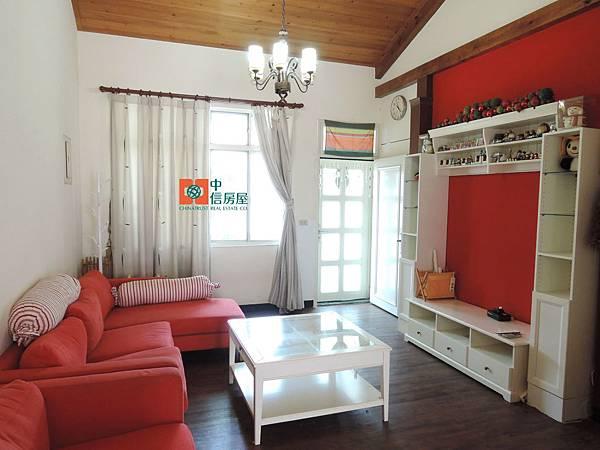 香檳別墅-客廳